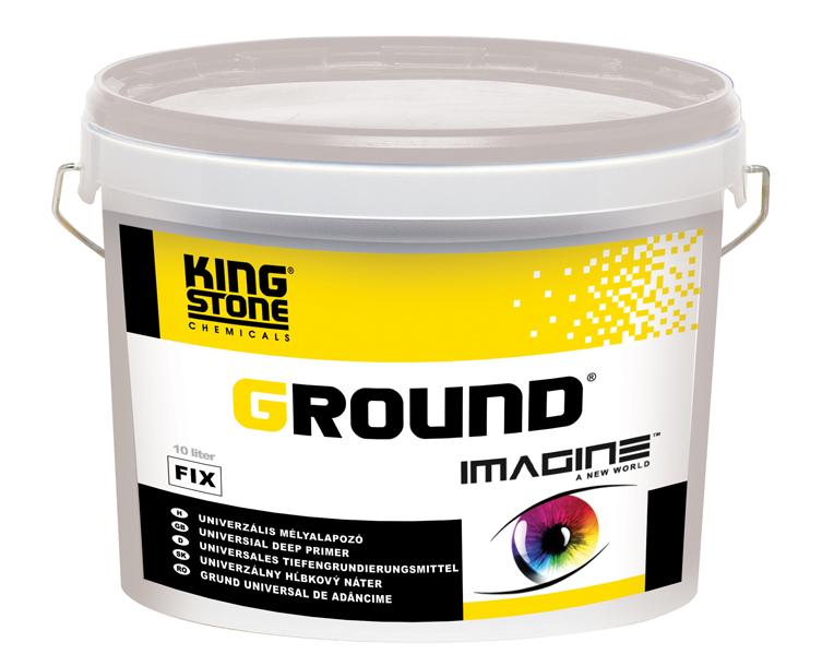 Ground Fix alapozó