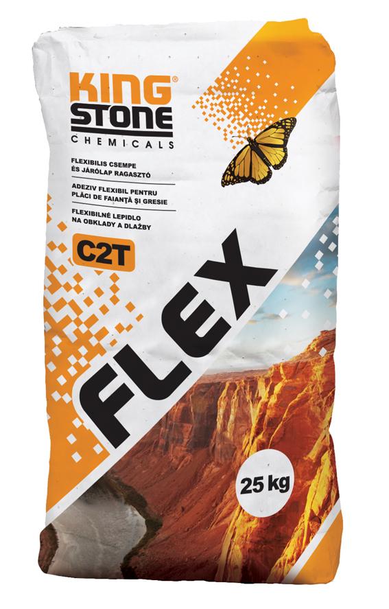 Flex c2t flexibilis fagyálló csemperagasztó