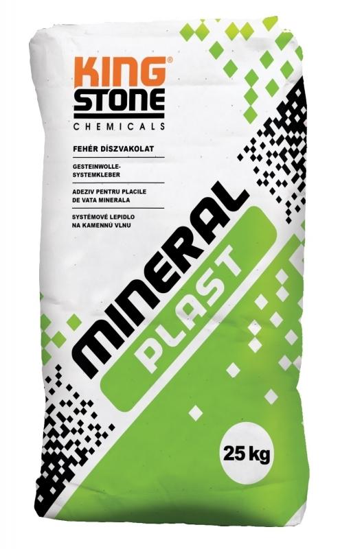 Mineral Plast légáteresztő vakolat 25kg